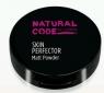 LUMENE Puder Matujšcy Natural Code Skin Perfector 12 Fudge